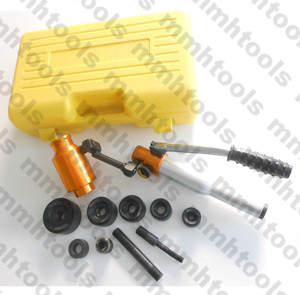 WK-8C hydraulic hole punch tool