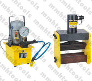 hydraulic electrical pump operated hydraulic bending machine