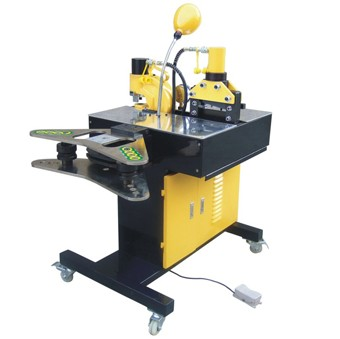 VHB-400 hydraulic machine