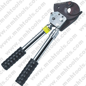 J13 ratchet cable cutter