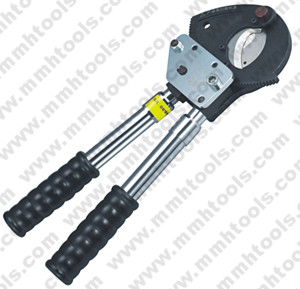 J30 ratchet cable cutter