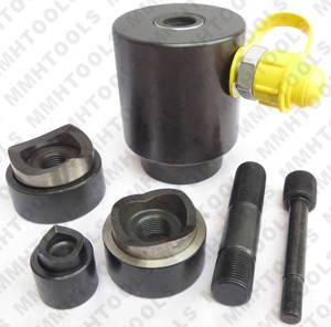 Tool parts for hydraulic punch driver