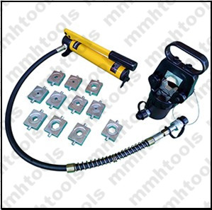 400mm hydraulic crimping tool head