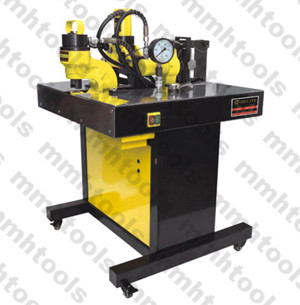 DHY-150 hydraulic busbar machine