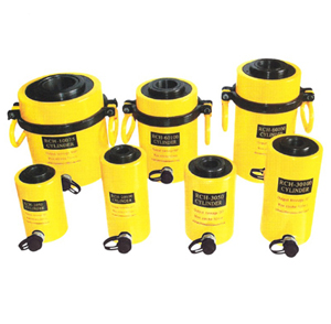 hollow hydraulic cylinder